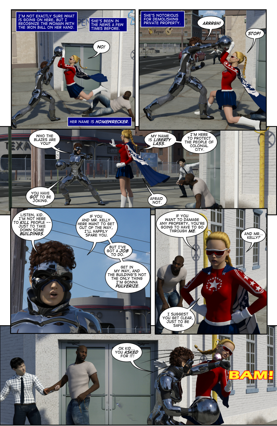 Issue 3 - Page 4