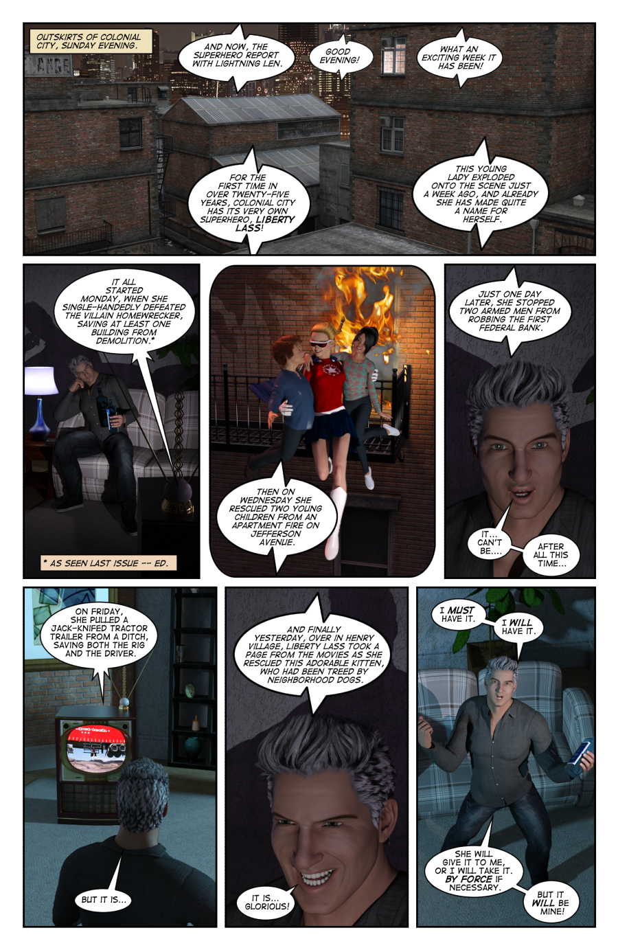 Issue 4 - Page 3